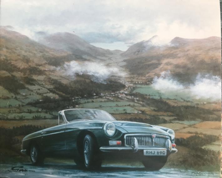 Snowdonia MGC
