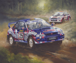 Taunt Rally cars oil.jpg