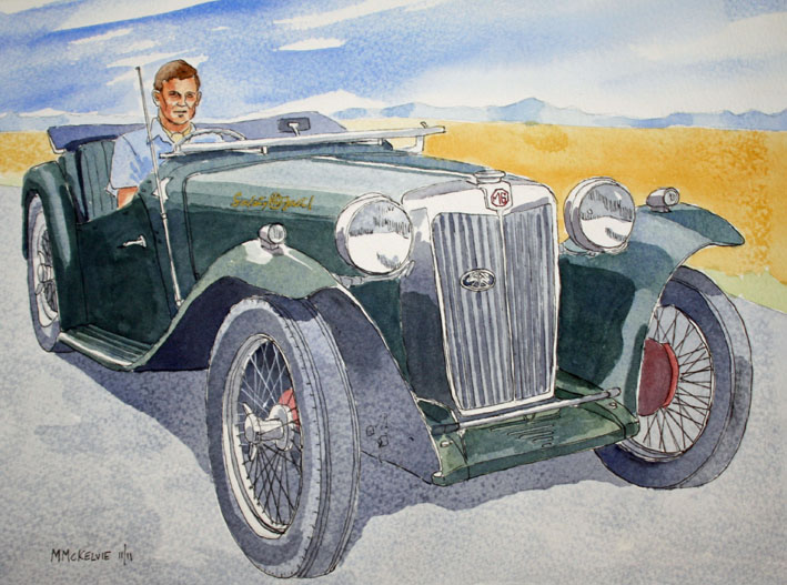 MG TC for Richard