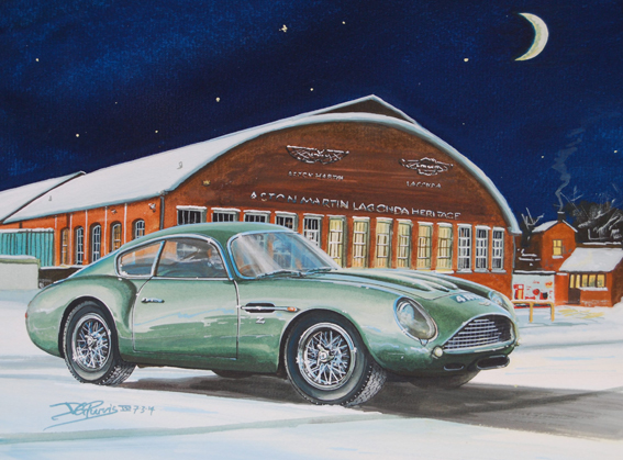 Aston DB4 Zagato Winter Works Service.JPG