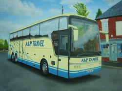 A&P Daf Van-Hool T916 (C)