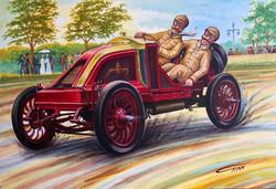 Renault GP racer 1905