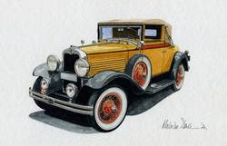 1929 Marmon Roosevelt GMA Image