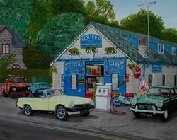 Aidensfield Garage