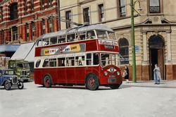 hartlepool trolleybus GMA Image