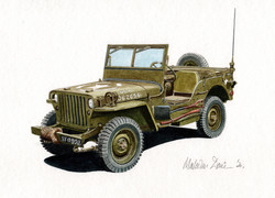 Willys jeep GMA Image