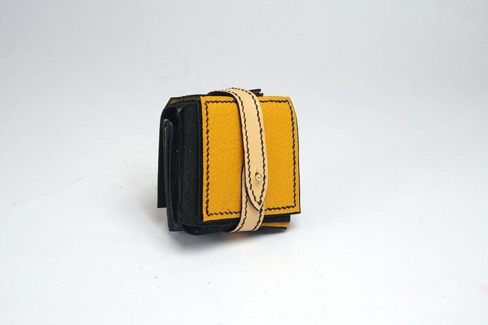 Pocket pinhole camera