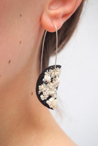 Breakfast - earrings