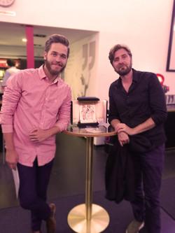 Marc Jungermann & Ruben Östlund