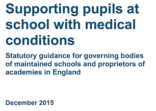 Supporting pupils at school with medical conditions