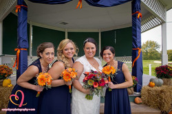 Wedding: Makeup and Hair Styling