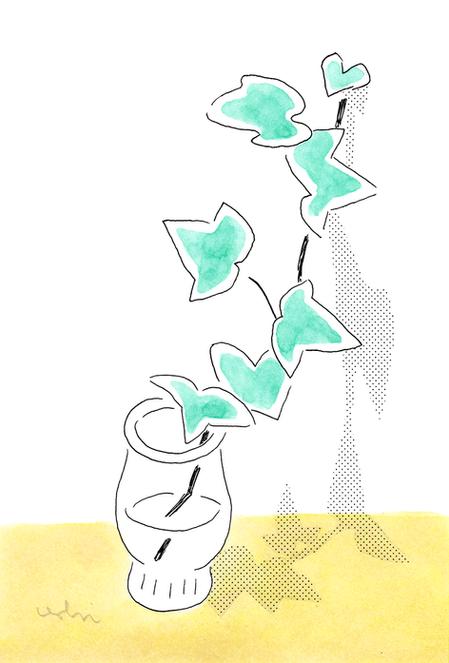 ブドウの蔦
