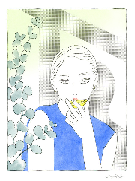 檸檬×ユーカリ