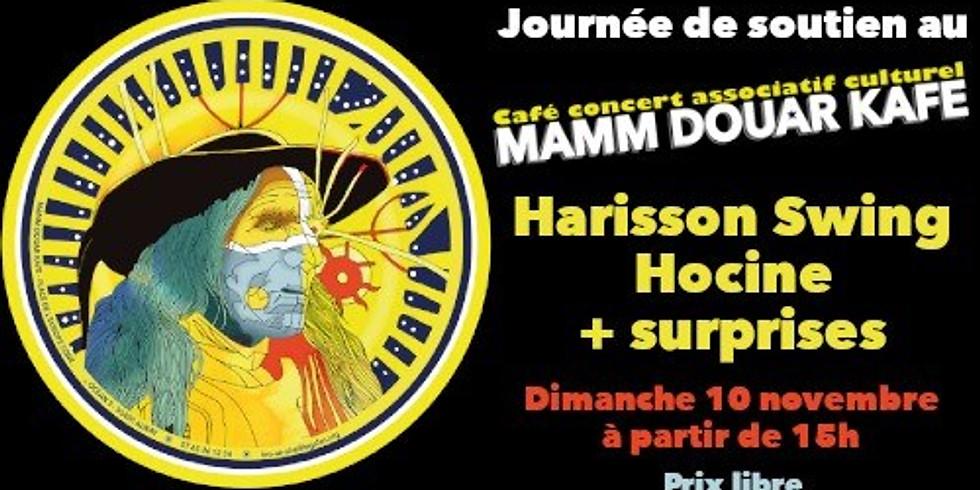 Journée de soutien au Mamm Douar Kafé