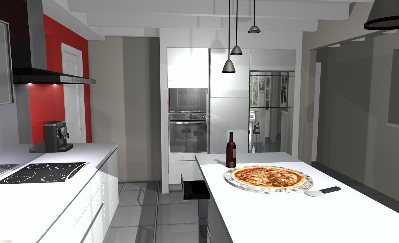 Cuisine projet 3D