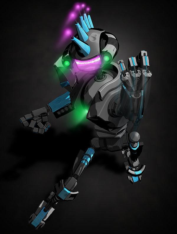 Rockem Sockem Robot