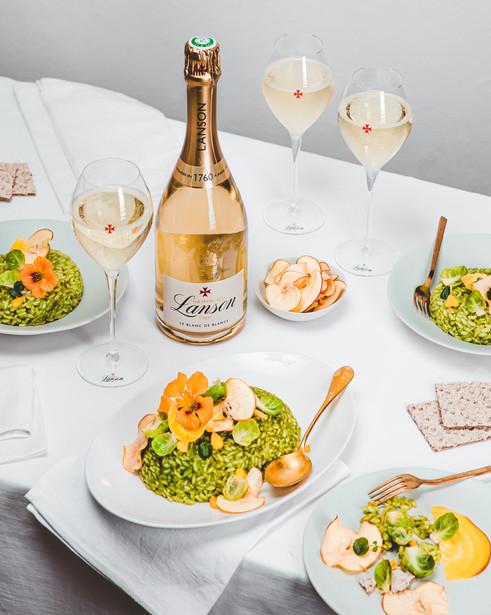 Champagne Lanson 2
