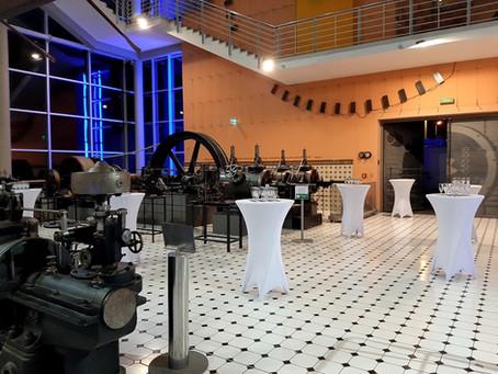 Raut v Technickém muzeu Brno