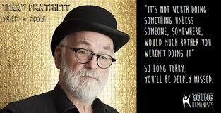 10 tributes to Terry Pratchett