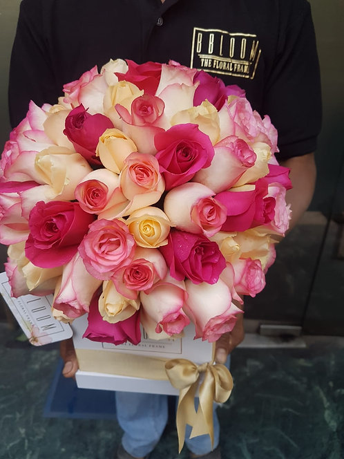 Fairy Celebration Rose Dome
