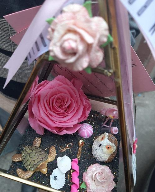 Baby Girl Gift Vase