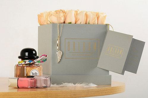 Classic Cube Rose Box