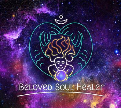 wendy beloved soul healer logo