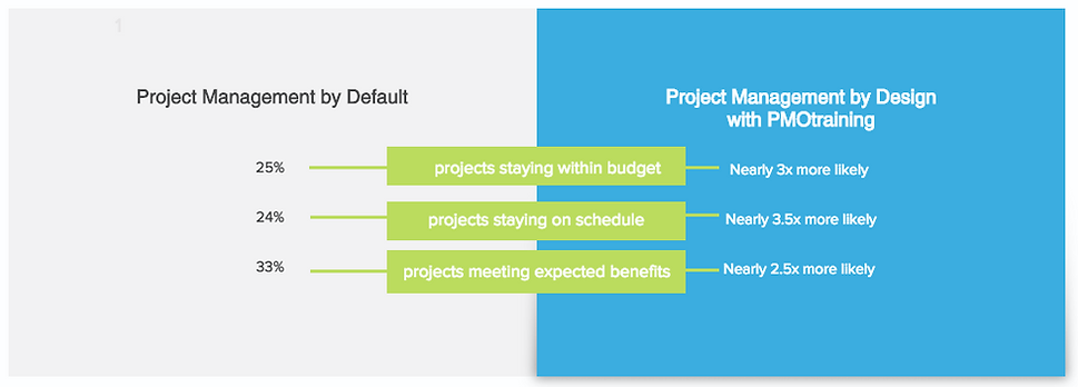 Project Management with PMOtraining