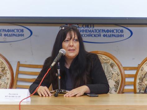 Состоялся мастер-класс Людмилы Жуковской