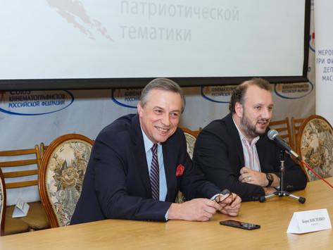 Состоялся мастер-класс тележурналиста Бориса Костенко