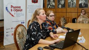 О казаках, Майе Плисецкой и рейтинге России в ООН рассуждали на мастер-классе Марины Забелиной