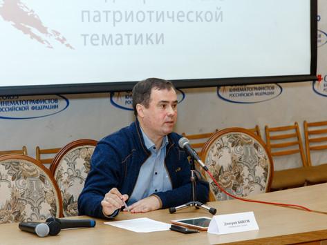 Состоялся мастер-класс Дмитрия Быкова