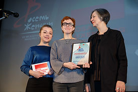 Женский киногод начался – на кинофестивале «8 женщин» вручили призы