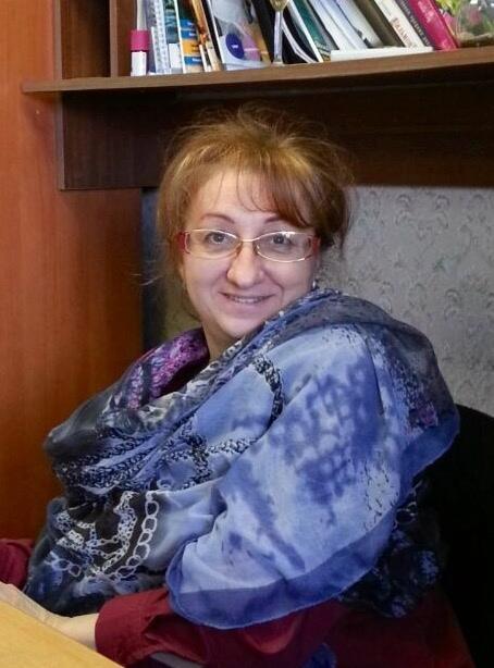 ЕЛЕНА ШУМИЛИНА