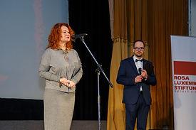 Отрытие VII кинофестиваля «8 женщин» прошло в Белом зале дома кино