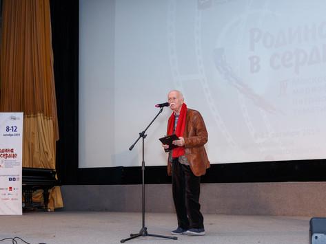 Творческая встреча с кинооператором Николаем Немоляевым
