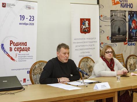 23 октября состоялось сразу два мастер-класса, просмотр лент конкурса и художественного фильма