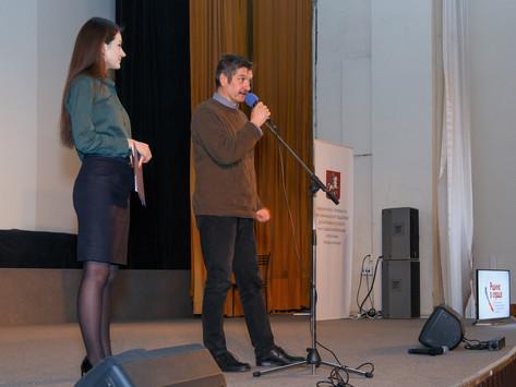 Творческая встреча с режиссером Сергеем Головецким