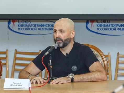 Состоялся мастер-класс теле-радио-интернет ведущего Николая Пивненко