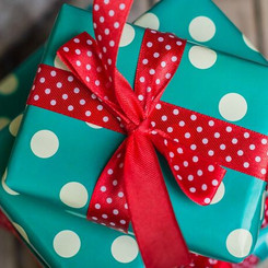 Personalize seus presentes