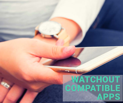 Compatible Apps for Watch Out Smart watches to download on your Android and iOS smart phone