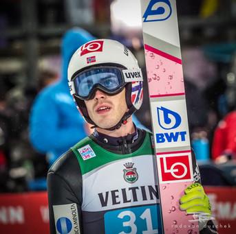 Andreas Stjernen - Team Norway