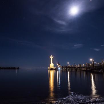Hafen mit Imperia, Konstanz