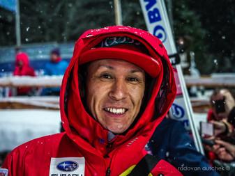 Noriaki Kasai (JAP) - FIS Skiflying Worldchampionship 2018 in Oberstdorf (GER)