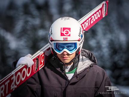 Halvor Egner Granerud - Team Norway