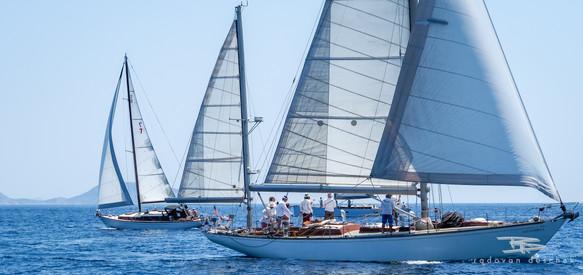 Spetses Classic Yacht Regatta 2017 (GRC)