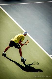 US Open 2011 - John Isner