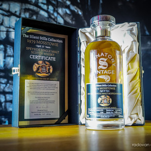 Scottish Single Malt - Sonderedition