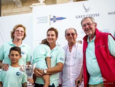 Spetses 2017 - Classic Yacht Regatta