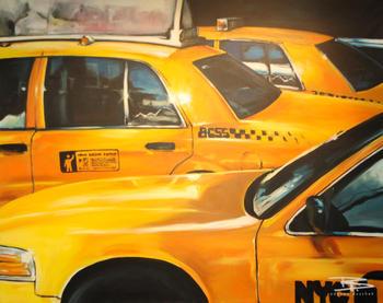 NY - YELLOW CABS
